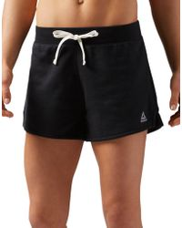 Reebok - Elements Simple Shorts - Lyst