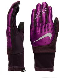 Nike - Therma-fit Running Gloves - Lyst