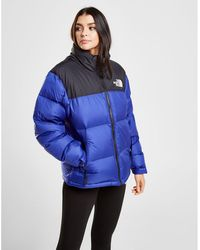 6e0bef5500 The North Face Ladies 1996 Rto Nuptse Jacket in Metallic - Lyst