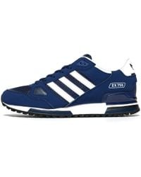 411f0342dd8a5 Lyst - adidas Originals Zx 750 in Gray for Men
