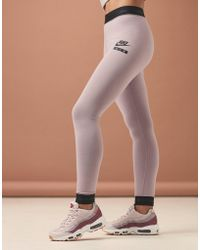 Nike - Air High Waist Leggings - Lyst