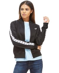 Fred Perry - Tape Bomber Track Top - Lyst