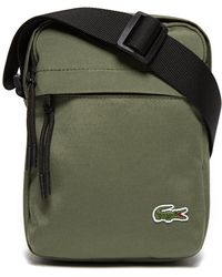 Lacoste - Small Croc Bag - Lyst