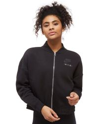Nike - Air Varsity Jacket - Lyst