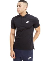 Nike - Foundation Polo Pique Shirt - Lyst