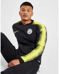 Nike - Manchester City Fc Anthem Jacket - Lyst