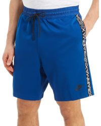 Nike - Air Max Poly Shorts - Lyst