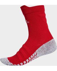 adidas - Alphaskin Traxion Lightweight Cushioning Crew Climacool Socks - Lyst