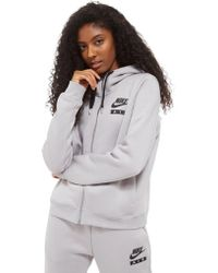 Nike - Air Full Zip Hoodie - Lyst