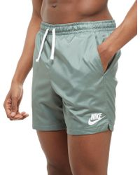 Nike - Flow Swim Shorts - Lyst