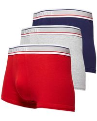 Lacoste - 3 Pack Trunks - Lyst