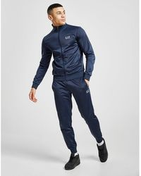 EA7 - Core Poly Tracksuit - Lyst