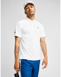 Lacoste - Djokovic Ten Polo Shirt - Lyst