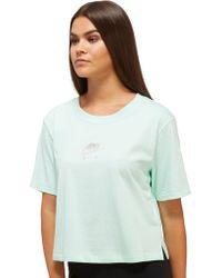 Nike - Air Crop T-shirt - Lyst