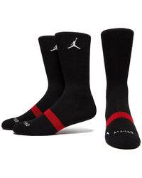 Nike - 3 Pack Crew Socks - Lyst