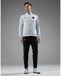 Nike - Paris Saint Germain Woven Suit - Lyst