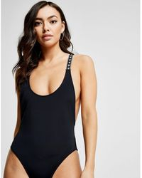 Gym King - Tape Swimsuit - Lyst