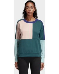 adidas - Id Glory Sweatshirt - Lyst
