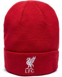 47 Brand - Liverpool Fc Beanie - Lyst
