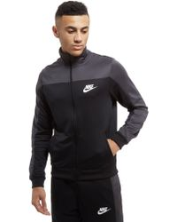 Nike - Season Colourblock Poly Track Top - Lyst