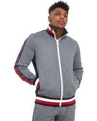 Tommy Hilfiger - Tech Terry Track Top - Lyst