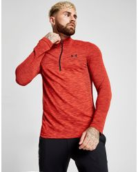 Under Armour - Siphon 1/4 Zip Track Top - Lyst