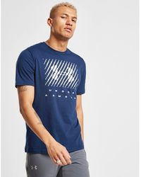 Under Armour - Big Logo T-shirt - Lyst