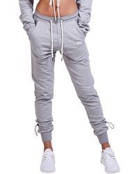 SIKSILK - Toggle Joggers - Lyst