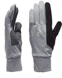 Under Armour - No Breaks Armour Liner Gloves - Lyst