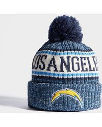 KTZ - Nfl Sideline Los Angeles Chargers Beanie - Lyst