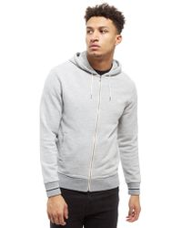 Fred Perry - Core Zip Through Hoodie - Lyst