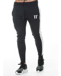 11 Degrees - Side Panel Poly Pants - Lyst