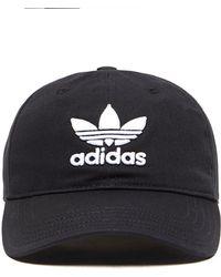 adidas Originals - Trefoil Cap - Lyst