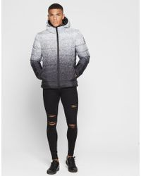 Good For Nothing - Speckle Fade Bubble Jacket - Lyst