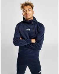 The North Face - Mittellegi Steep 1/2 Zip Hoodie - Lyst