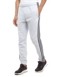 adidas - 3-stripes Essential Track Trousers - Lyst