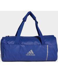 e0cdeb197161 adidas - Convertible Training Duffel Bag Medium - Lyst