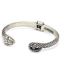 Jenny Bird - Kundali Serpent Prince Bangle - Lyst