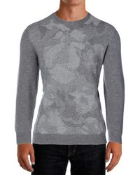 CALVIN KLEIN 205W39NYC - Mens Wool Long Sleeves Pullover Sweater - Lyst