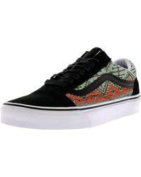 86d0b55fdd Lyst - Vans Women s Authenticâ¿ Skateboarding Shoes in White