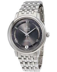 Omega - De Ville Automatic Ladies Watch 424.10.33.20.06.001 - Lyst