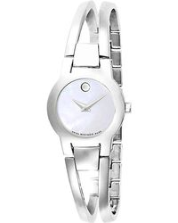 Movado - 606538 Amorosa Stainless Steel Watch - Lyst