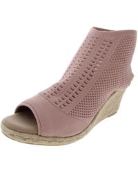 aafb6a90bf4b Lyst - Steve Madden Haywire Espadrille Wedge Sandals in Natural