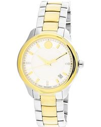 Movado - Bellina Mother Of Pearl Dial Ladies Watch 0606979 - Lyst