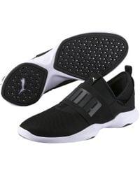 b2c76741a8b Lyst - PUMA Dare Slip-on Sneakers in Black for Men