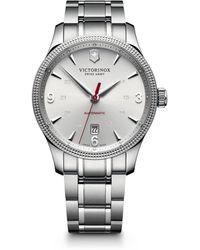 Victorinox - Swiss Army Alliance Mechanical 241715 Analog Watch - Lyst
