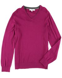 CALVIN KLEIN 205W39NYC - Knit Pullover Sweater Emotionpink L - Lyst