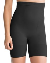 Spanx | Slim Cognito Shaping Mid-thigh Body Briefer Plus | Lyst