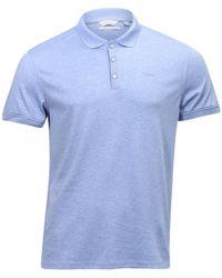 Calvin Klein - Short Sleeve Liquid Touch Polo Shirt Sz. Xxl - Lyst
