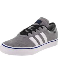 Adidas | Adi-ease Premiere Grethr/ftwwht/cblack Skate Shoe 10.5 Men Us